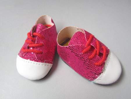 Cm De Mg04 En Sport 18 Dentelle Dishykooker Chaussures Poupée 45 Pour Pouces Red 1POqWFqn