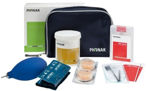 Phonak C&C BTE Hearing Aid Maintenance Kit