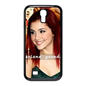 Customize American Famous Singer Ariana Grande Back Case for Samsung Galaxy S4 I9500 JNS4-1696 by lolosakes