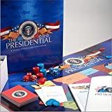 The Presidential is the hot political board game that takes players inside the world of the Electoral College process as teams fight to have the most powerful job in the world. Each turn a team decides to either go campaigning or fundraising....