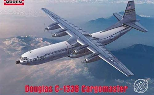 Douglas C-133B Cargomaster U.S Roden 335-1//144 Air Force Aircraft kit