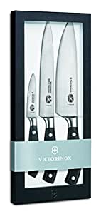 Victorinox Forged 3-Piece Chef's Knife Set