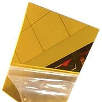 Golden Mirror 12x16 Inch 3mm Acrylic Sheet Pack Of 2 Oriel Street Amazon In Home Kitchen