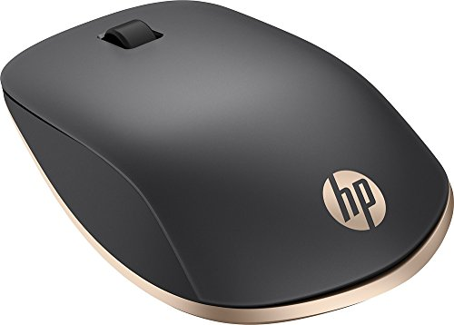 Hp Notebook Mouse (HP Bluetooth Laser Wireless Mouse Spectre Edition for HP Spectre X360 2 in 1 13-4193dx, 13-4116dx 13-V011DX 13-v111dx 13-V001DX 13-V101DX 13t-v000 Ash gray Plus Best Notebook Custom Stylus Pen light)