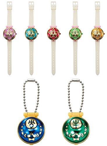 Gashapon Sailor Moon Communicator in Capsule Set
