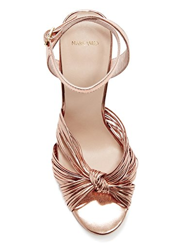 Alyssa Womens by Sandal Bronze GUESS Marciano GUESS by wS1TRx