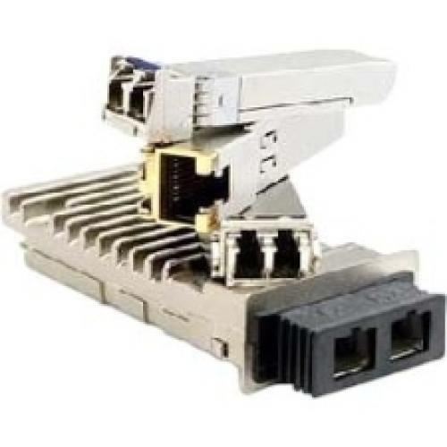 AddOn Brocade XBR-000193 Compatible SFP+ Transceiver - SFP+ transceiver module ( equivalent to: Brocade XBR-000193 ) - 16Gb Fibre Channel (Short Wave) - Fibre Channel - LC multi-mode - up to B00WEJ6NVK