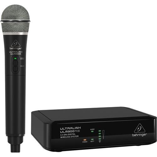 BEHRINGER ULM300MIC High-Performance 2.4 Ghz Digital Wireles