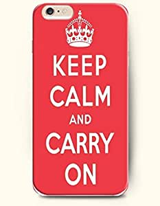 Case For HTC One M8 Cover Case,OOFIT Case For HTC One M8 Cover Hard Case **NEW** Case with the Design of keep calm and carry Case For HTC One M8 Cover (2014) Verizon, AT&T Sprint, T-mobile