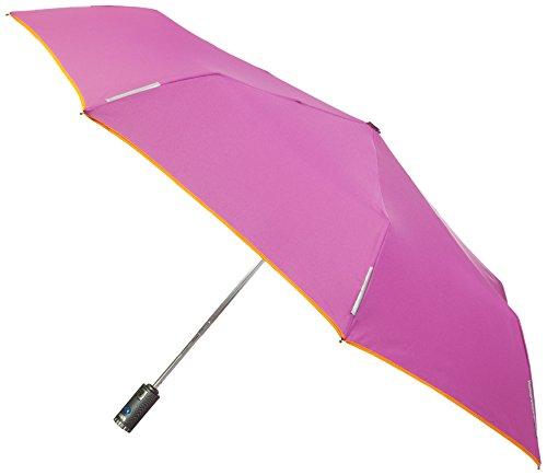 Traveler Umbrella Flashlight Strawberry Orange