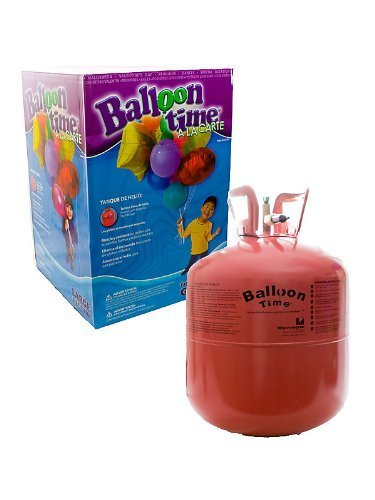 Mayflower BB103373 Disposable Helium Tank 14.9 Cubic Ft.
