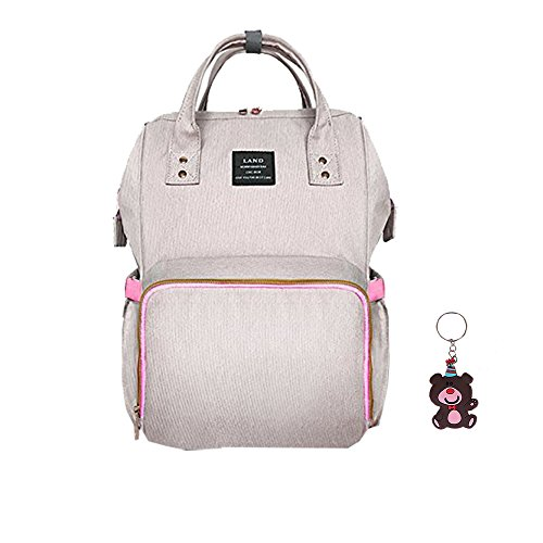 diaper-bag-waterproof-travel-backpack-stylish-nappy-bags-with-multi-function-for-baby-care-light-gra