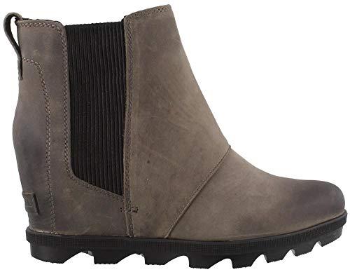 Wedge Boots of Arctic Women's SOREL Joan Chelsea Quarry II 6qw47v