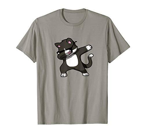 Red Panda Mascot Costumes - Dabbing Cat Funny Shirt Dab Hip