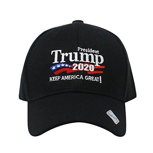 ChoKoLids Trump 2020 Keep America Great Campaign Embroidered USA Hat ... ba9f0db06f2f