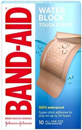 Bandages & Gauze: Band-Aid Water Block