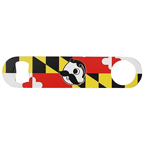 Route One Apparel | Officially Licensed Natty Boh & Maryland Flag Bottle - Md City Shops In Ocean