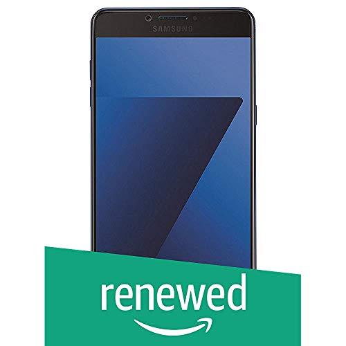 Renewed  Samsung Galaxy C7 Pro  Navy Blue, 64 GB