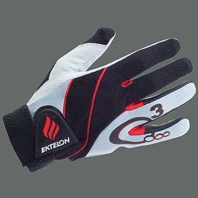 Ektelon '09 O3 Racquetball Glove (Left Hand, Medium)