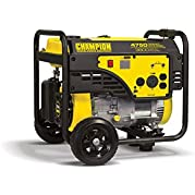 Champion Power Equipment 100103 3800 Watt RV Ready Portable Generator with Wheel Kit