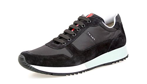Prada-Womens-3E5939-Leather-Sneaker