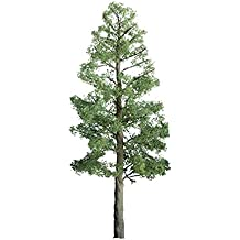 "JTT Professional Series Pine Trees 2"" HO/N Scale - 4 Pack"