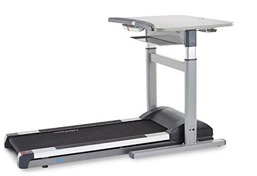 LifeSpan TR5000-DT7 Integrated Treadmill Desk