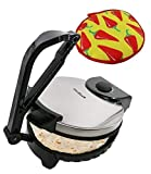10inch Roti Maker by StarBlue with FREE Roti Warmer – The automatic Stainless