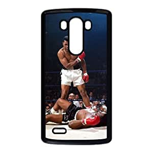 LG G3 Cell Phone Case Black Muhammad Ali VWA Phone Case For Guys Generic