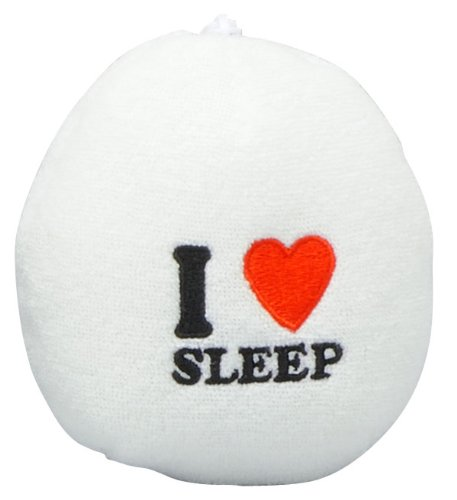 1 X Nemurieru I LOVE SLEEP White (M) (japan import)