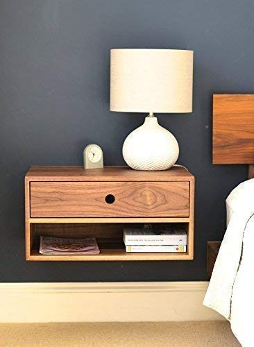 Floating Nightstand Modern Nightstand
