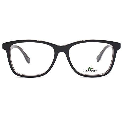 Rectangulares Black Gafas Monturas L2776 De 001 53 Lacoste 53 c8dqvWYPqT