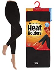 Heat Holders Women's Thick Fleece Lined Outdoor Winter Warm Thermal Leggings