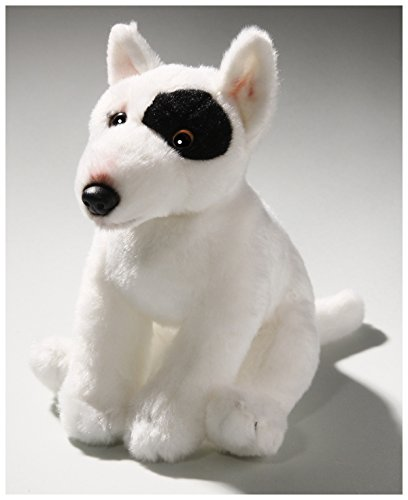 Bull Terrier, 8 inches, 20cm, Plush Toy, Soft Toy, Stuffed Animal (Bull Terrier Plush)