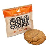 Chocolate Chirp Cookie, Three Pack, Cowboy Cricket Farms, 10 Grams Protein, 2 Ounce, Protein Cookie, Cricket Cookie, Insect Bug Cookie, Montana, Soy Free
