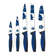NHL Kitchen Knives, Set of 5