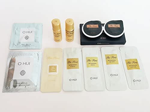 Ohui the First Cell Revolution Full Line 10 Steps Samples Premium Total Care Anti-aging