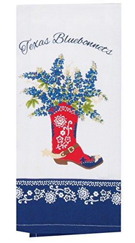 Kay Dee Designs R3763 Home Sweet Texas Tea Towel
