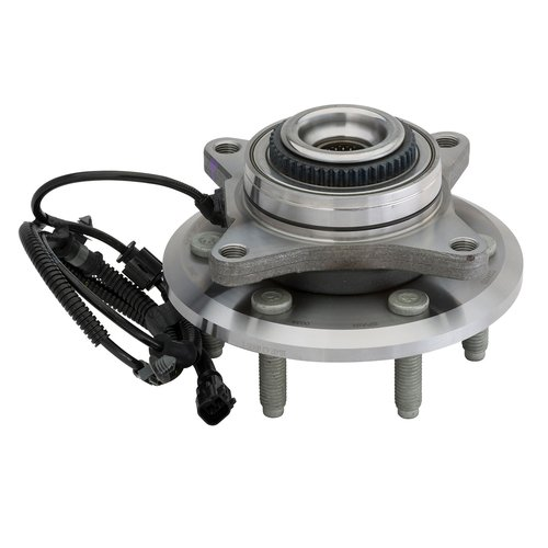 DTA Front Wheel Bearing & Hub Assembly NT515142 2011-2014 Ford F150 Expedition, Lincoln Navigator. 6 Studs, 4WD/AWD Model - 6 Front Stud Hub