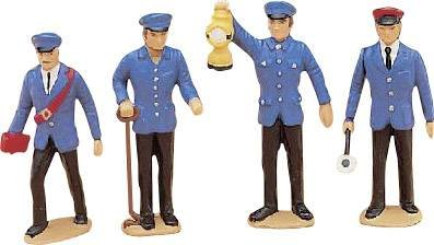 LGB G Scale Train Crew Figures