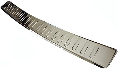 2645002 Chrome Boot Sill Protector with Folded Edges V2A Stainless Steel