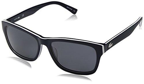 Lacoste L683sp Polarized Square Sunglasses