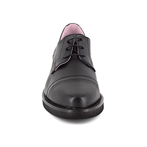 Pierre Cardin Leather Derby Black Pc1610ca wUwRXqnxZa