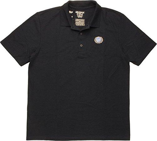 (Star Trek United Federation of Planets Polo Shirt, Small)