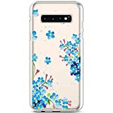 PHEZEN for Samsung Galaxy S10 Case,Clear Soft