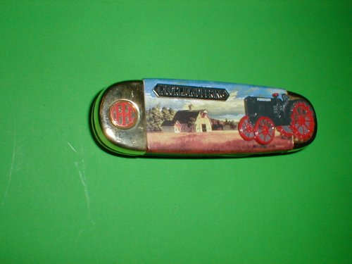 Franklin Mint Tractors (Franklin Mint McCormick-Deering Tractor Knife)
