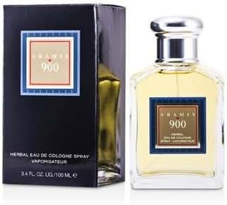 Aramis 900 -900 Herbal Eau De Cologne Spray 100ml/3.4oz Aramis