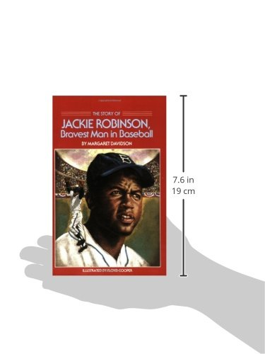 a biography of a slave jackie robinson Today in history–october 11–the library of congress features baseball great jackie robinson, who threw out the ceremonial first pitch of the second game of the 1972 world series game on this day.