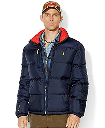Ralph Lauren Polo Trek Men's Down Jacket Winter Coat L at
