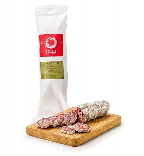 Deluxe Cured Meats and Imported Cheese Slate by GiftTree (Image #2)
